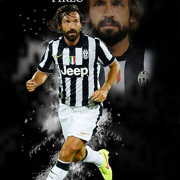 Andrea Pirlo by KaraZorel