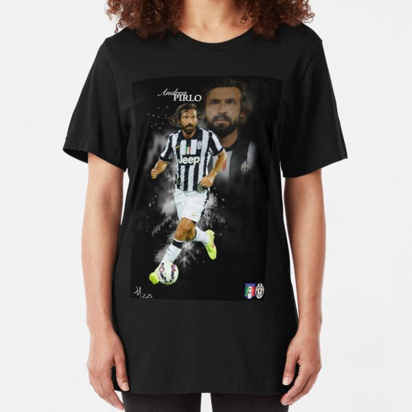 Andrea Pirlo Slim Fit T-Shirt