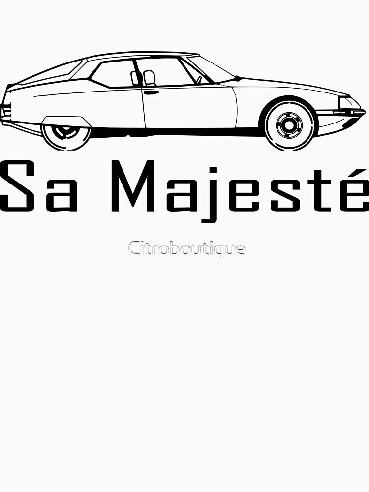 Sa Majesté by Citroboutique