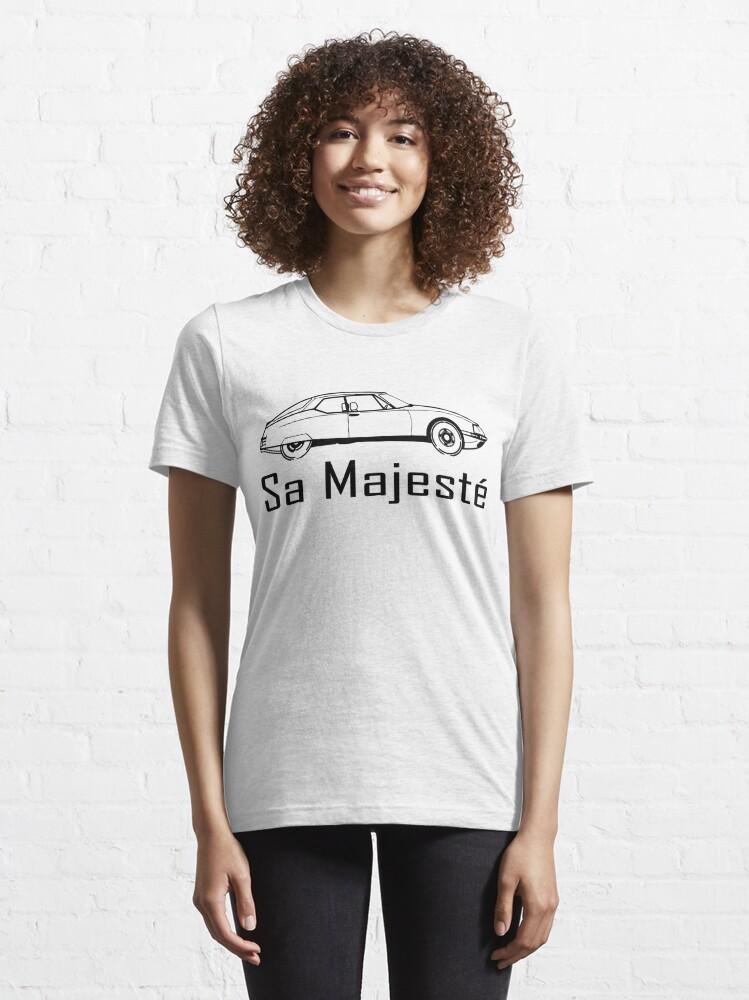 Alternate view of Sa Majesté Essential T-Shirt