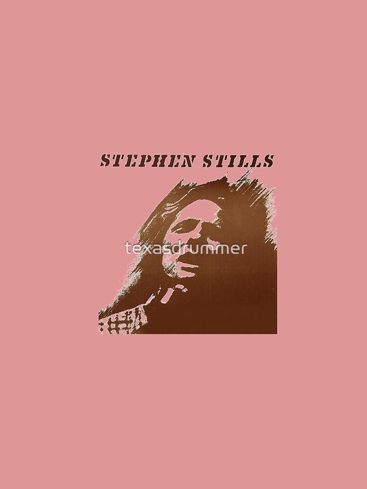 Stephen Stills by texasdrummer