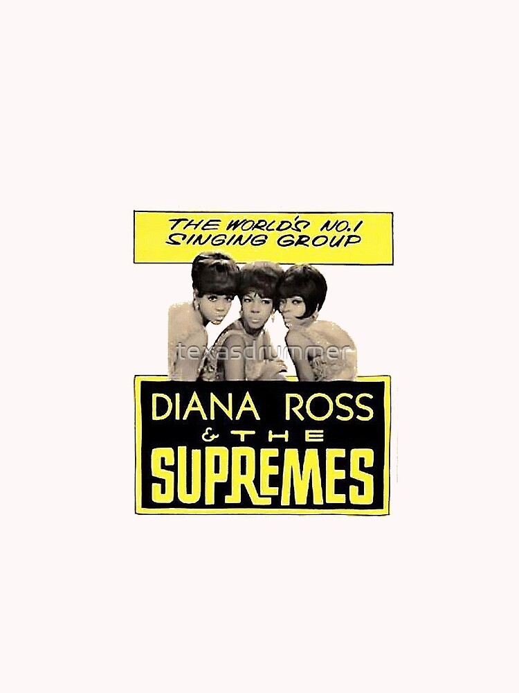 The Supremes by texasdrummer