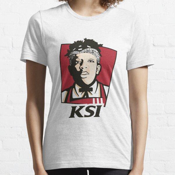 KSI - KFC Logo Essential T-Shirt