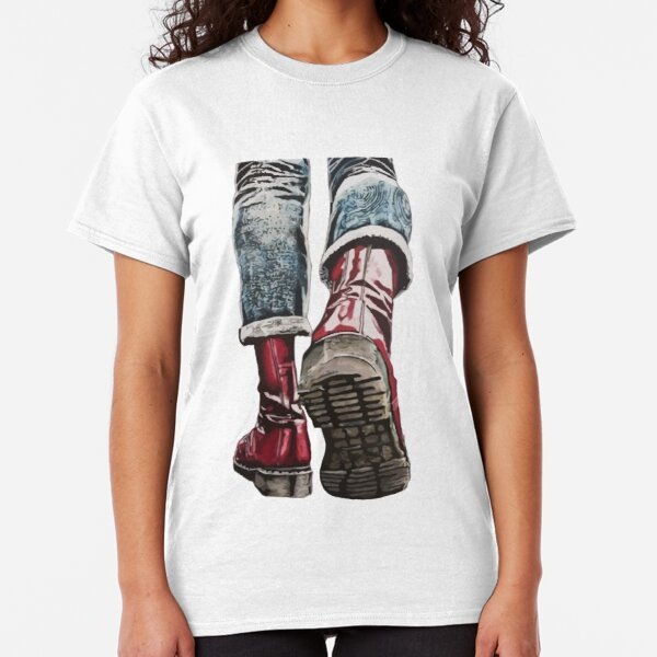 Skinhead Boots Classic T-Shirt