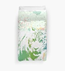 Am I that Tigers Lunch? Duvet Cover