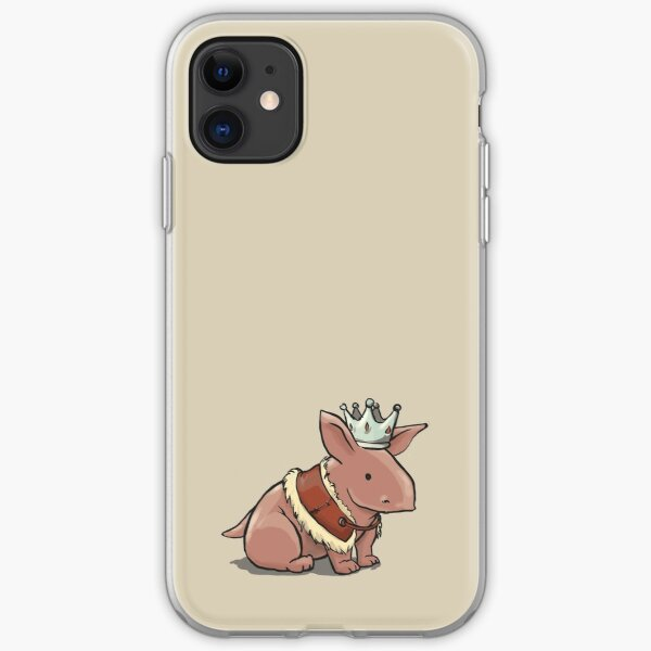 King Alistair, nug version iPhone Soft Case
