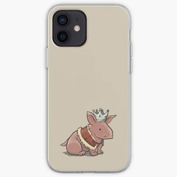 King Alistair, nug version iPhone Soft Case