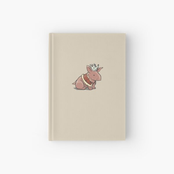 King Alistair, nug version Hardcover Journal