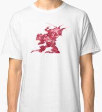 KEFKA FROM FINAL FANTASY VI Classic T-Shirt