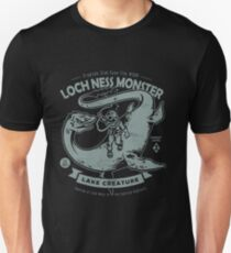 Lochness Monster - Cryptids Club Fall # 200 Slim Fit T-Shirt