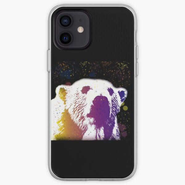 That Polar Bear is Watching Me iPhone Soft Case