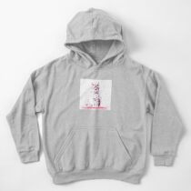 The Lynx – A Face of Wisdom Kids Pullover Hoodie
