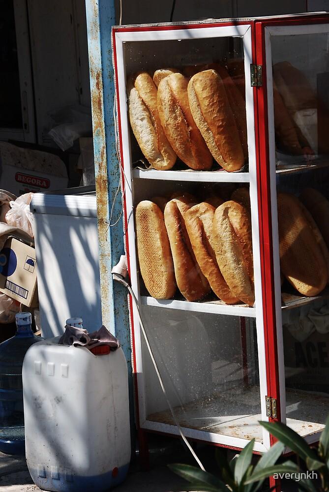 Bread, Pamukkale by averynkh