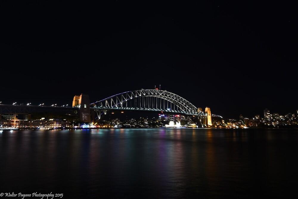 Sydney Harbour Bridge 2015 by Fotolupo82