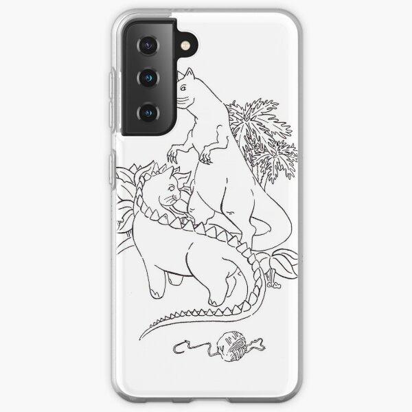 Dinocats! Samsung Galaxy Soft Case