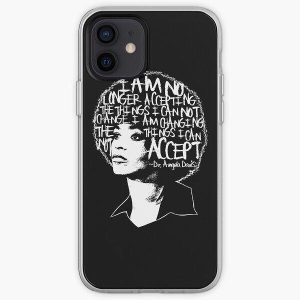 ANGELA DAVIS SAID IT BEST . . . .  iPhone Soft Case