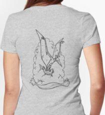 Black Pterodactyl T-Shirt