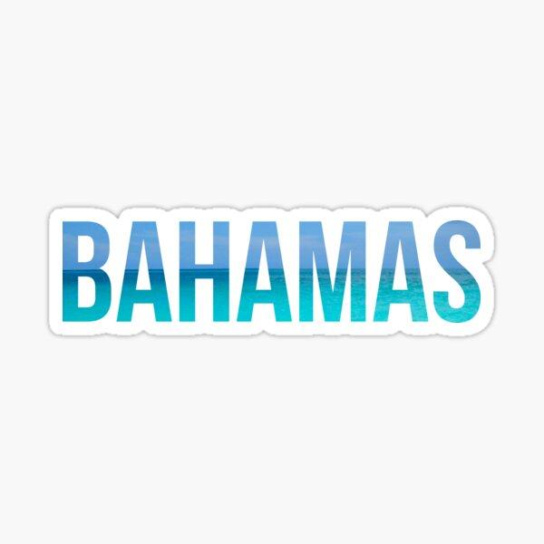 Bahamas Sticker
