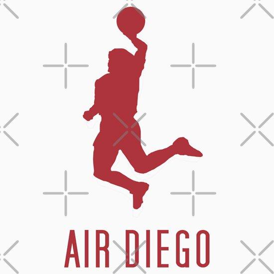 TShirtGifter presents: Air Diego
