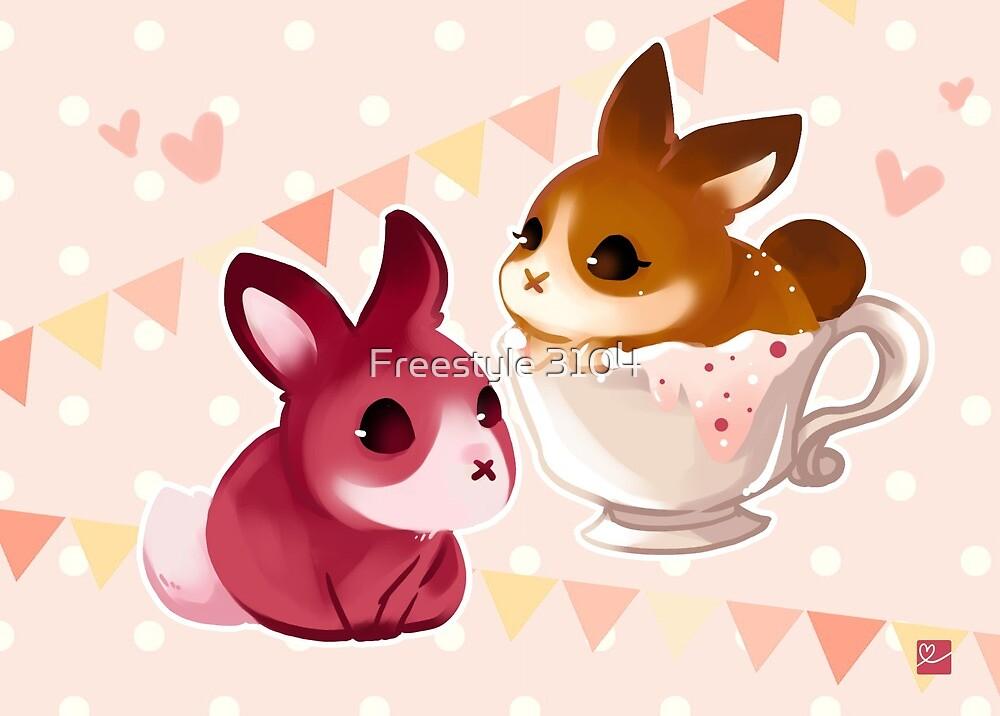 Rabbit Farm 01 by Freestyle 3104