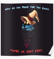 The Existential Mage Poster