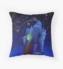 Night in Resembool Throw Pillow