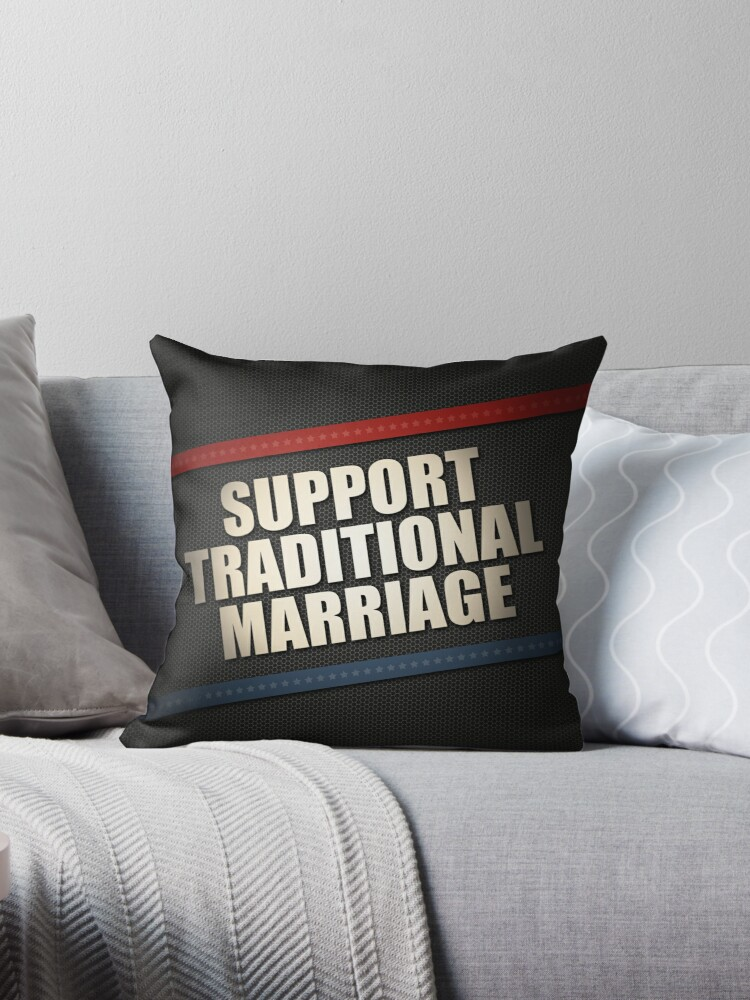 Support Traditional Marriage by morningdance