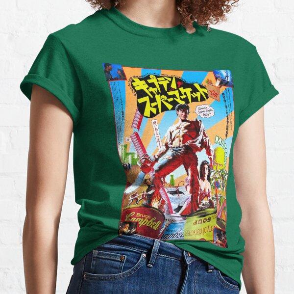 Captain Supermarket Classic T-Shirt
