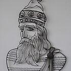 Our national hero Skanderbeg 1 by Petrit  Metohu