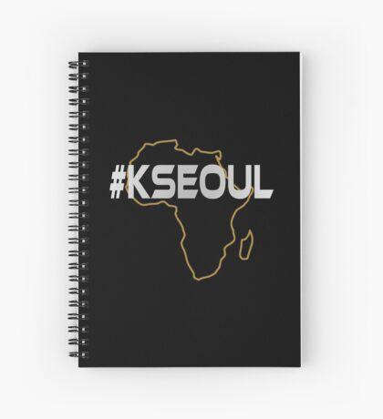 #KSEOUL Third Culture Series Spiral Notebook