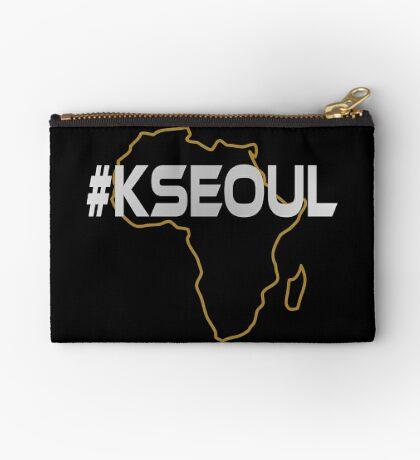 #KSEOUL Third Culture Series Zipper Pouch