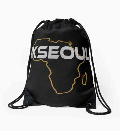 #KSEOUL Third Culture Series Drawstring Bag