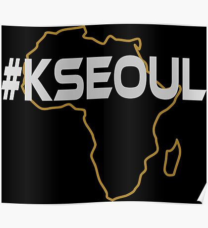 #KSEOUL Third Culture Series Poster