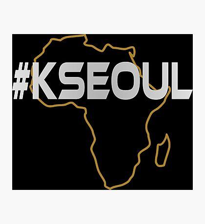 #KSEOUL Third Culture Series Photographic Print