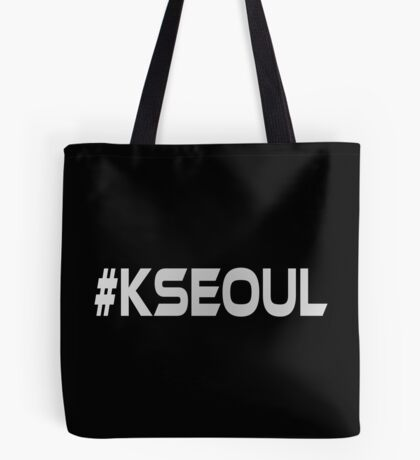 #KSEOUL Third Culture Series Tote Bag