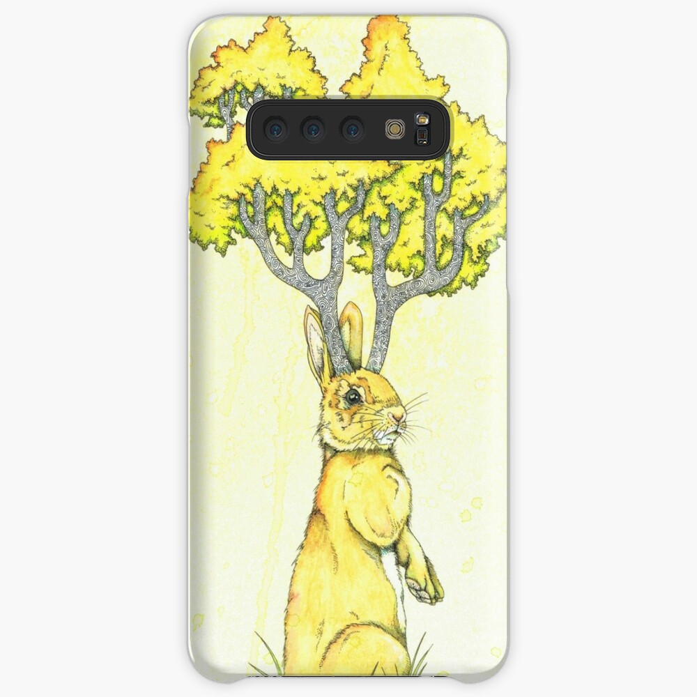 Woodland Hare Case & Skin for Samsung Galaxy