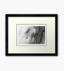 Body Maps - Mixed Maps - Torso Framed Print