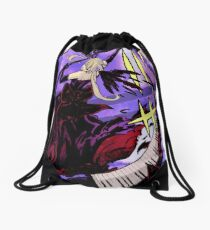 Dressed to Kill Drawstring Bag