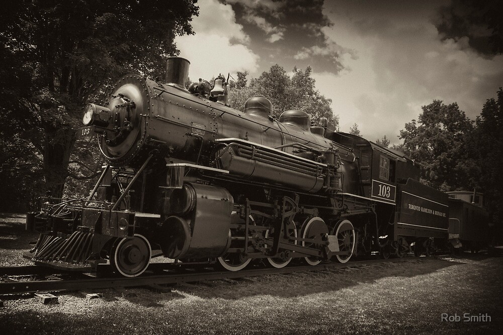 Engine 103 by Rob Smith