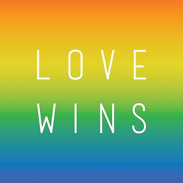 Love Wins by jamieemm