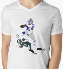 a71e0b5a2 Zeke Hurdle Men s V-Neck T-Shirt