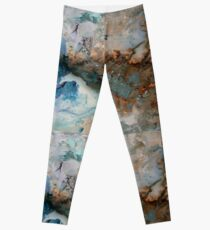 The Blue Planet Leggings