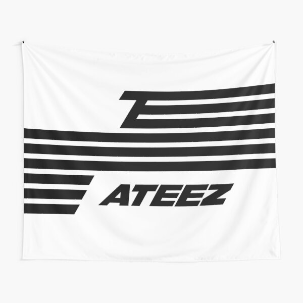 ATEEZ'S FLAG. Tapestry