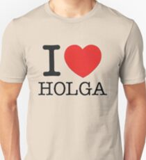 I ♥ HOLGA T-Shirt