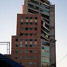 O'higgins tower. by Francisco Larrea