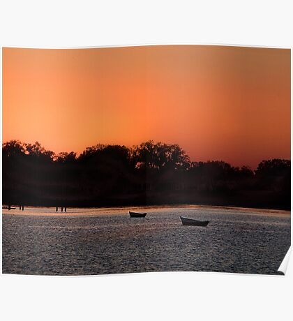 Sunset Before My Eyes Poster