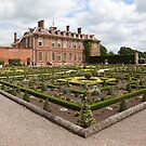 Hanbury Hall and Parterre Garden by John Dalkin