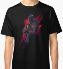Camiseta clásica Battle Royale Black Knight