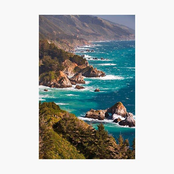 Big Sur California Central Coast Photographic Print