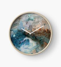 The Blue Planet Clock
